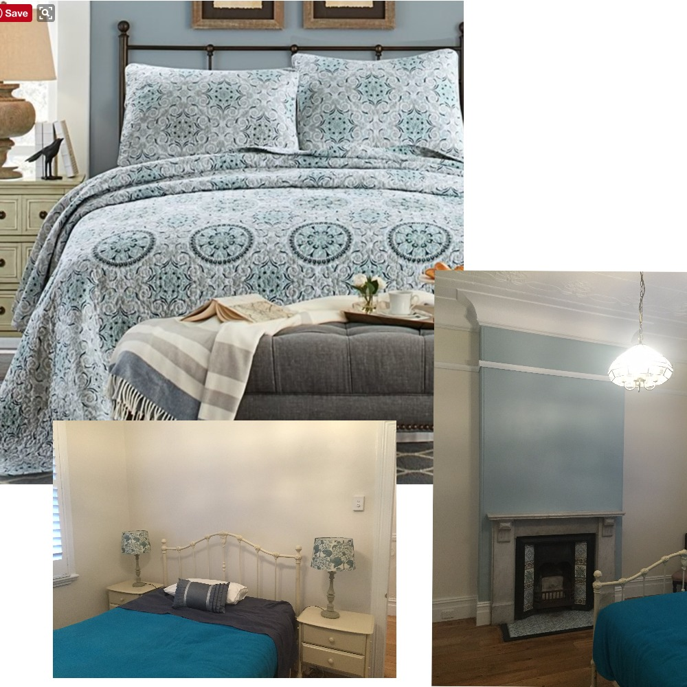 Maria's Master Bedroom. Mood Board by Redesigned on Style Sourcebook