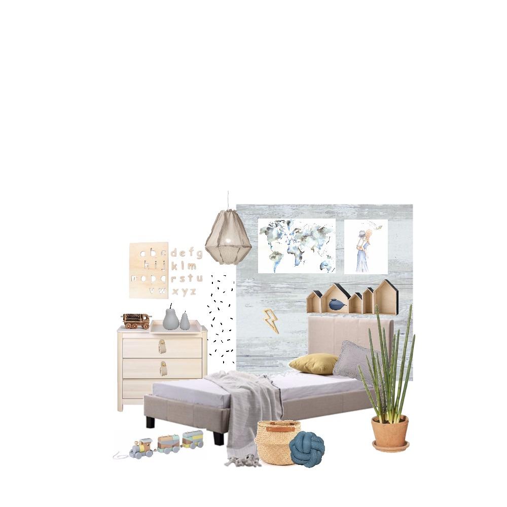 boys room Mood Board by ZIINK on Style Sourcebook