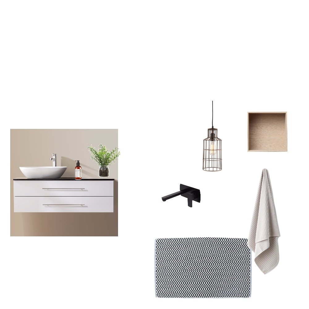 ensuite Mood Board by didi on Style Sourcebook