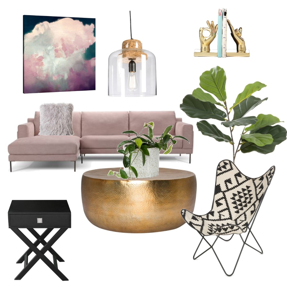pink and homey Mood Board by jenniferfl on Style Sourcebook