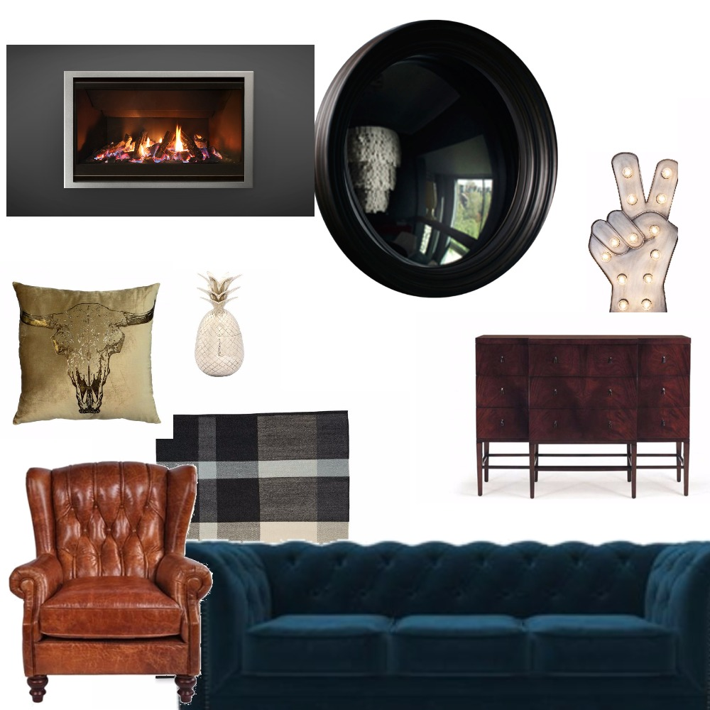 British Style Interior Design Mood Board by kelda on Style Sourcebook