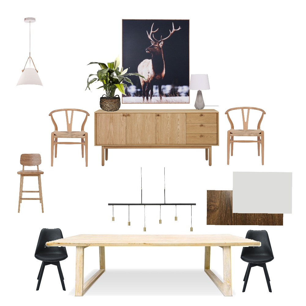 Dining Room Mood Board by lwy.amanda on Style Sourcebook