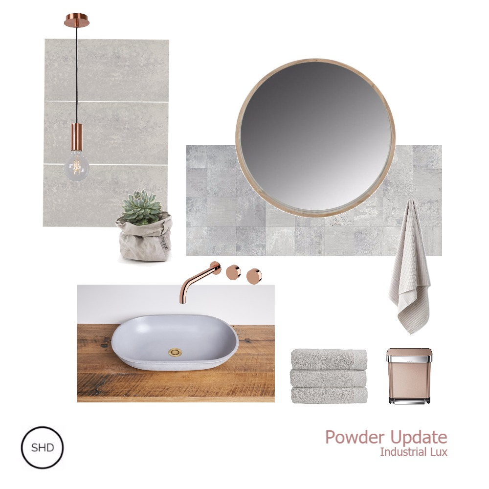 Coogee Powder Update Mood Board by SharonHarperDesign on Style Sourcebook