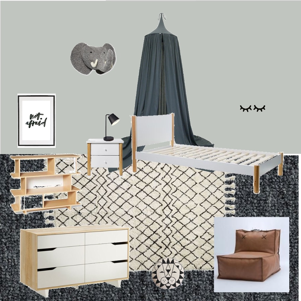 Jet's Toddler Room Mood Board by lwy.amanda on Style Sourcebook