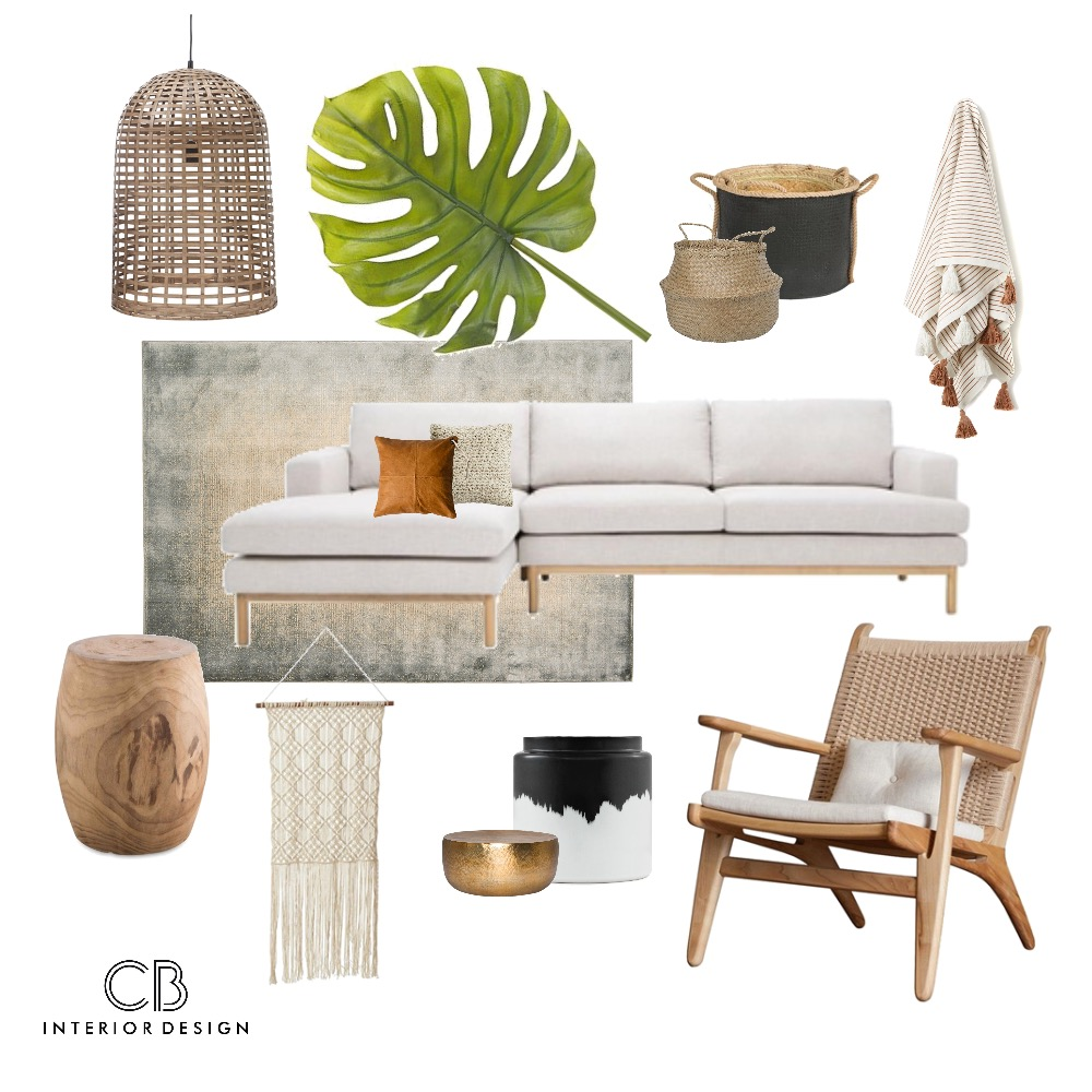 Natural Style Mood Board by CBInteriorDesign on Style Sourcebook
