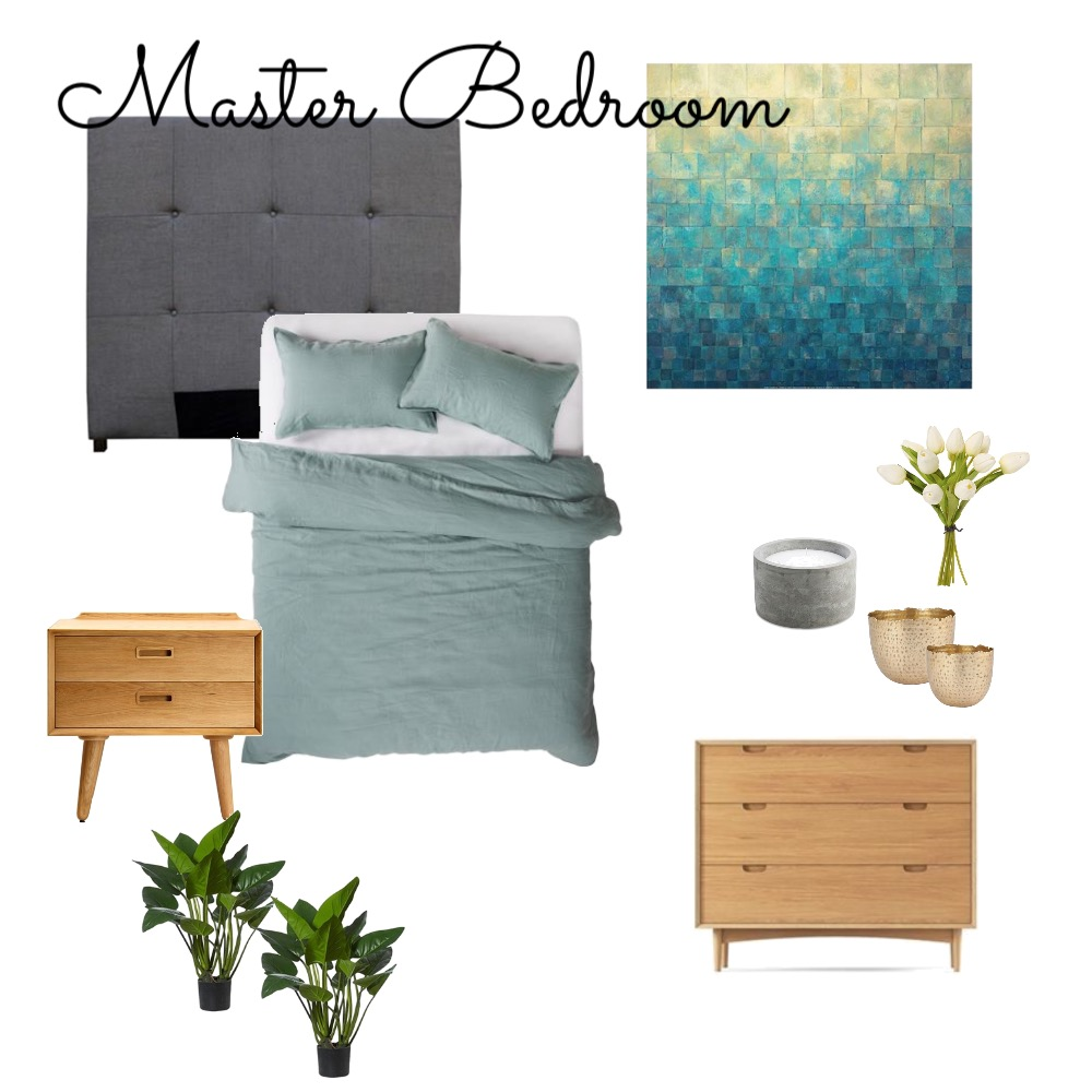 Master Bedroom Mood Board by bridgetp on Style Sourcebook