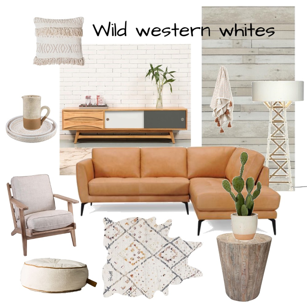 Wild western whites Mood Board by Coveco Interior Design on Style Sourcebook