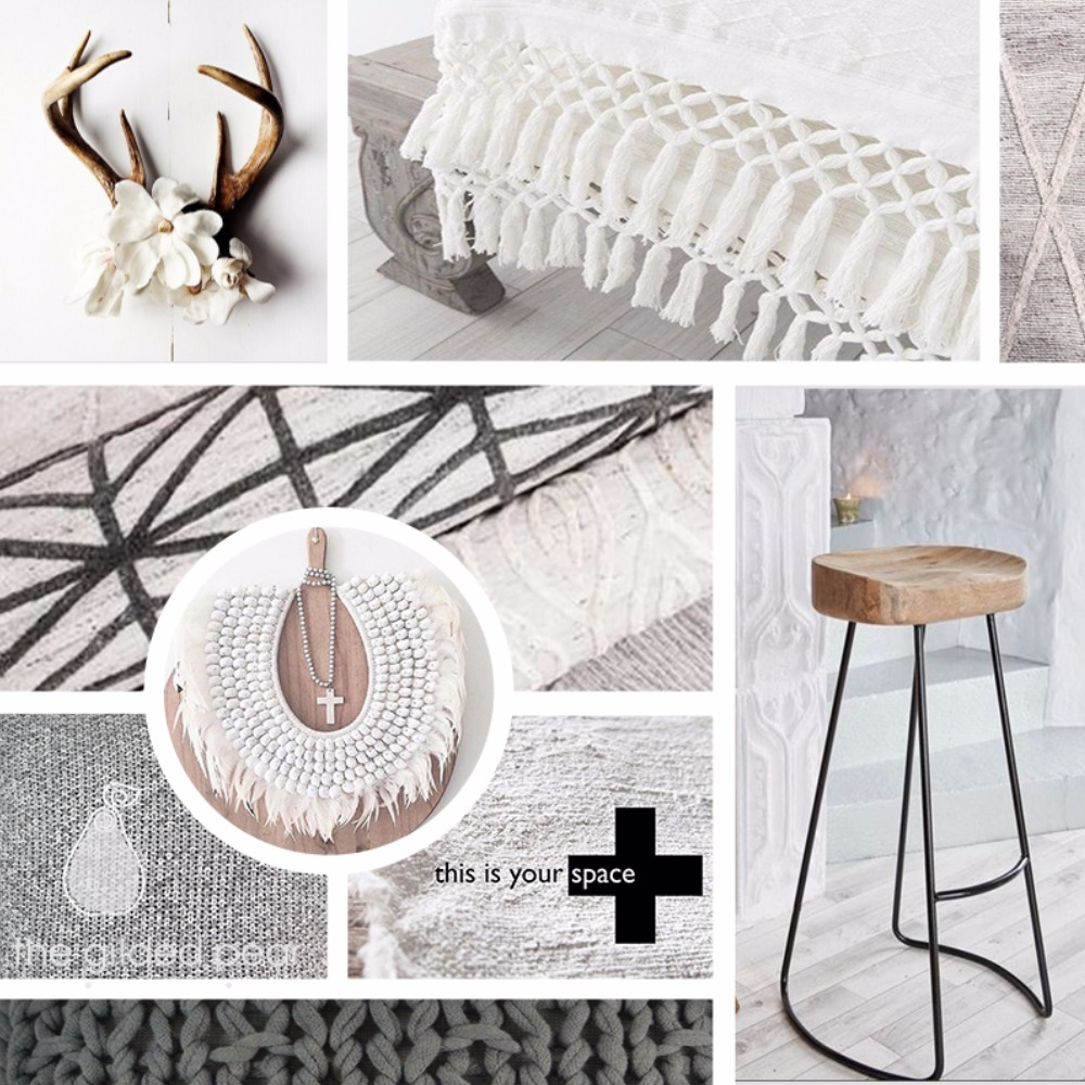 Scandinavian Style Mood Board by The Gilded Pear on Style Sourcebook