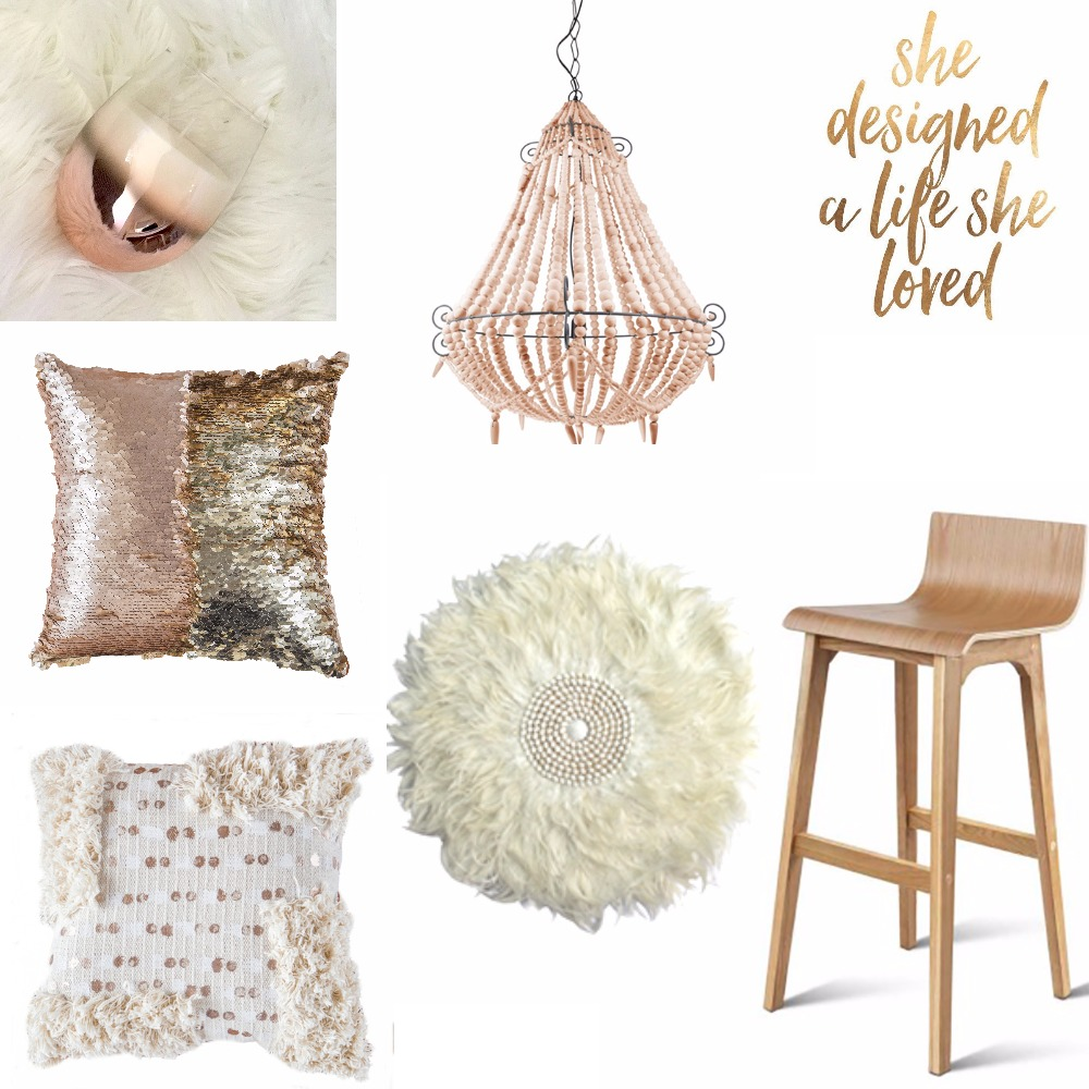 Natural Elements Mood Board by The Gilded Pear on Style Sourcebook