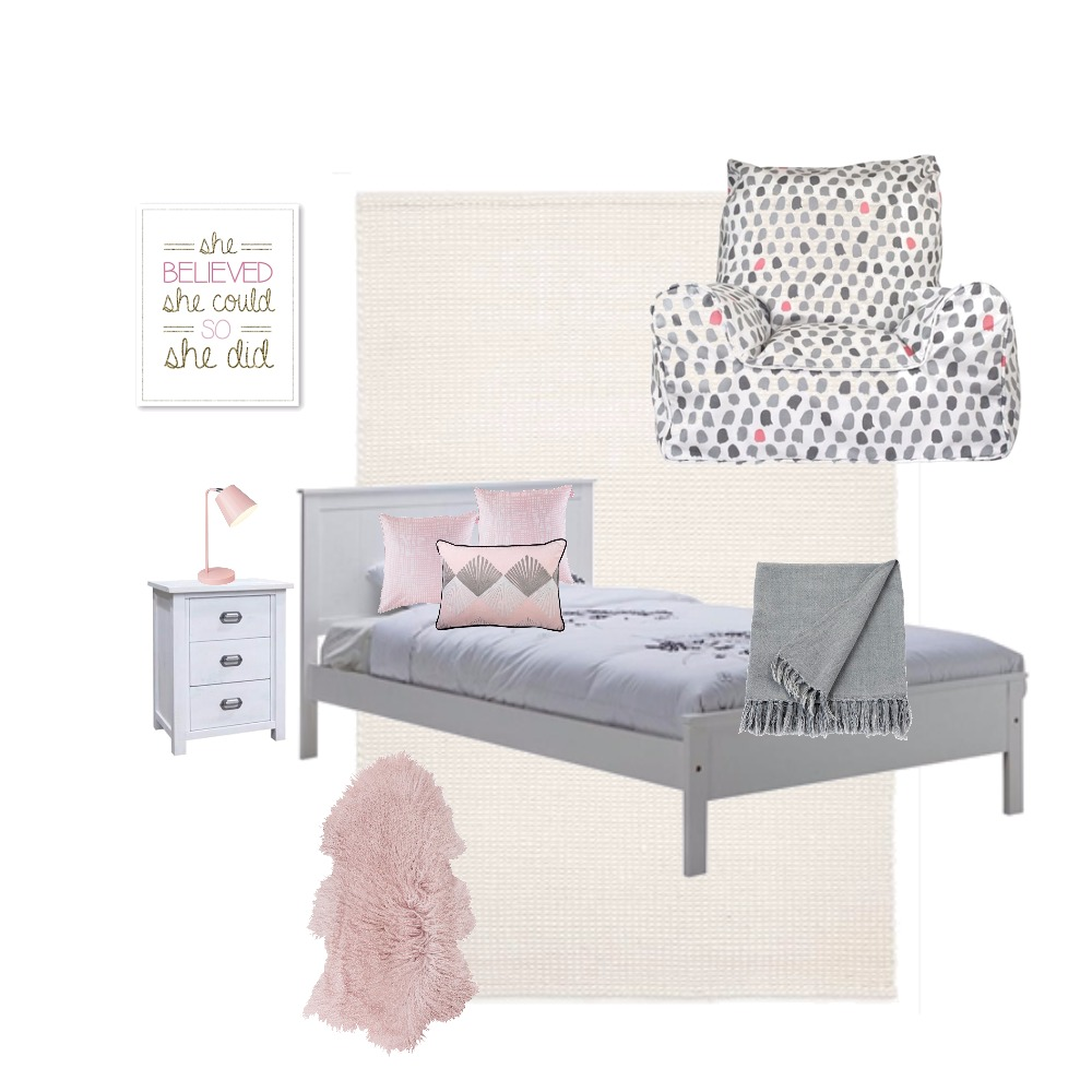 Single bedroom Mood Board by Paula18 on Style Sourcebook