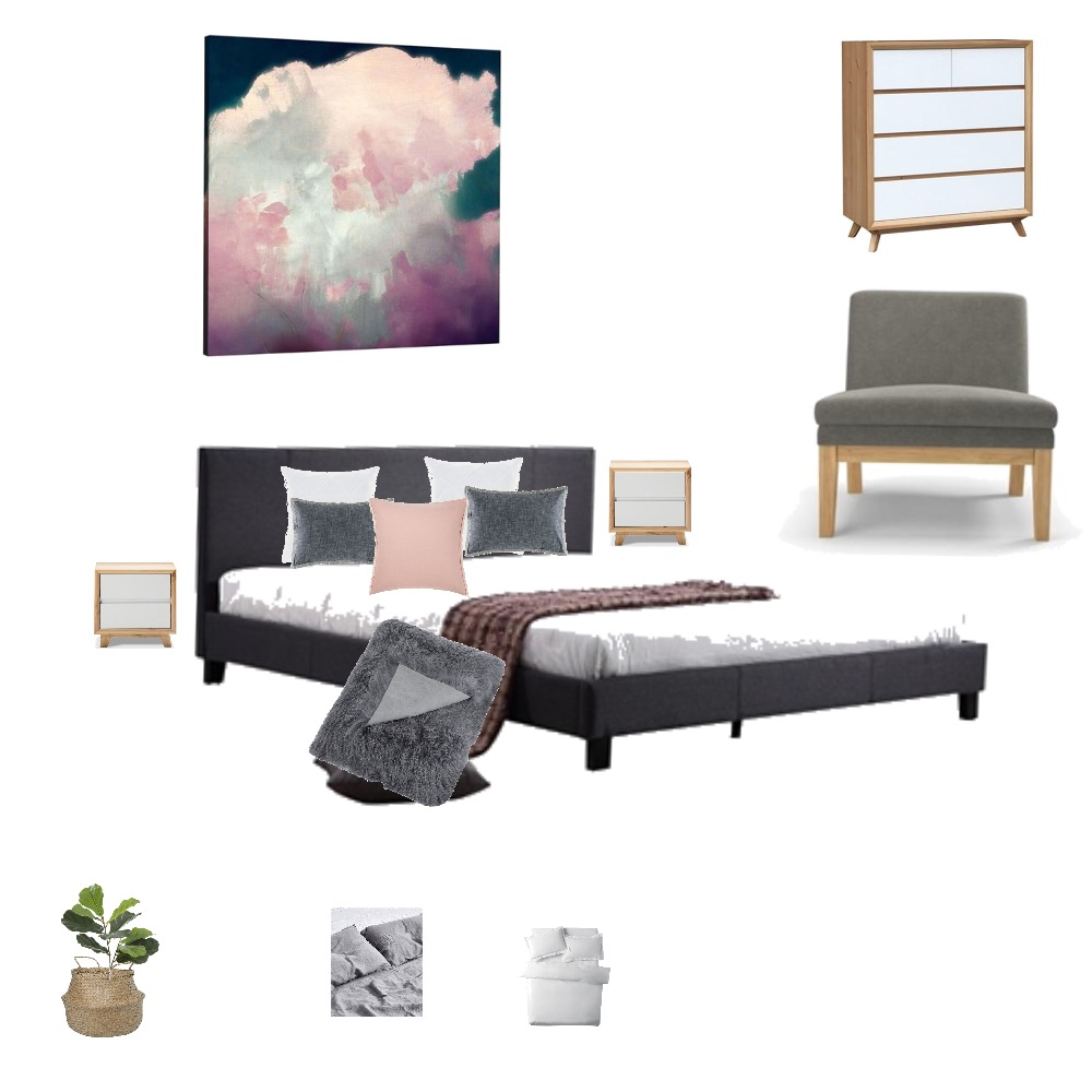 Bedroom Mood Board by Nicci_s on Style Sourcebook