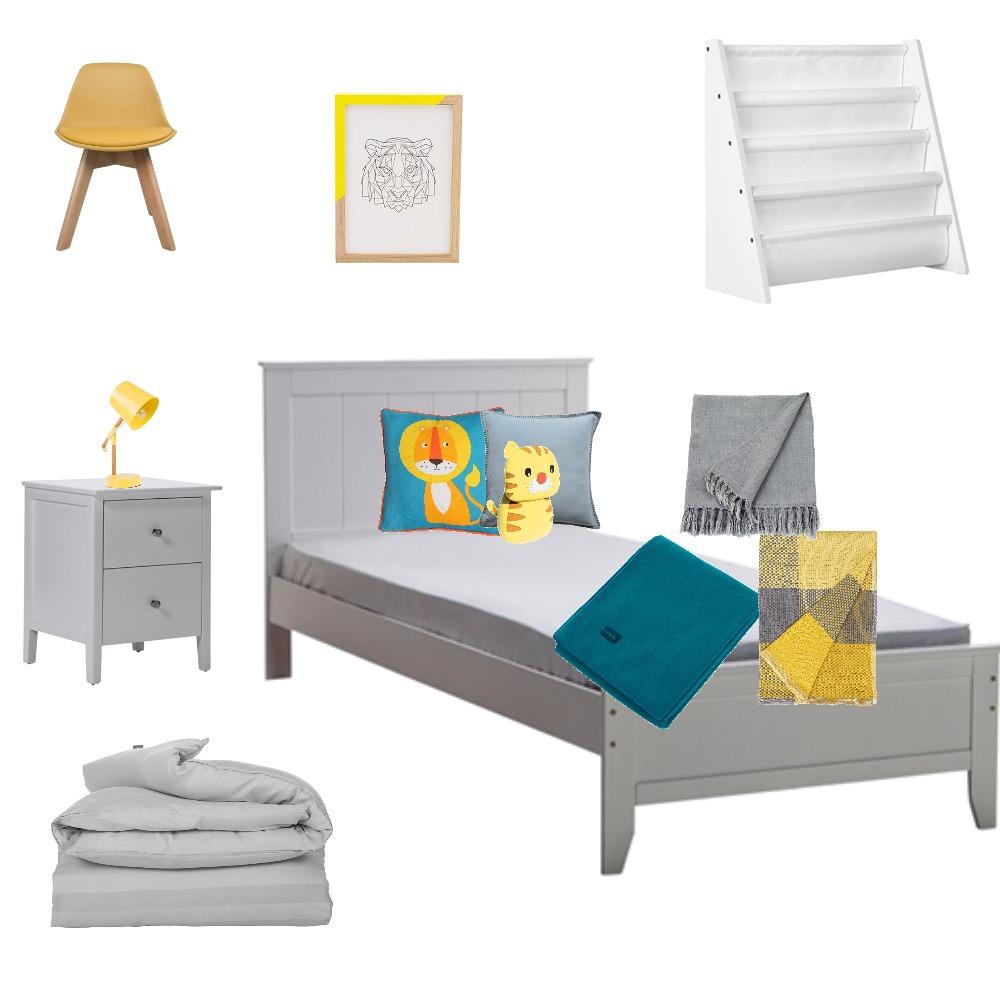 Kids room unisex Interior Design Mood Board by Paula18 on Style Sourcebook