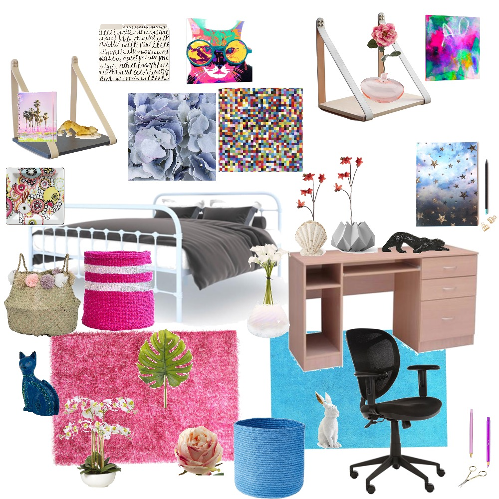 Lily's room Mood Board by TanyaG on Style Sourcebook