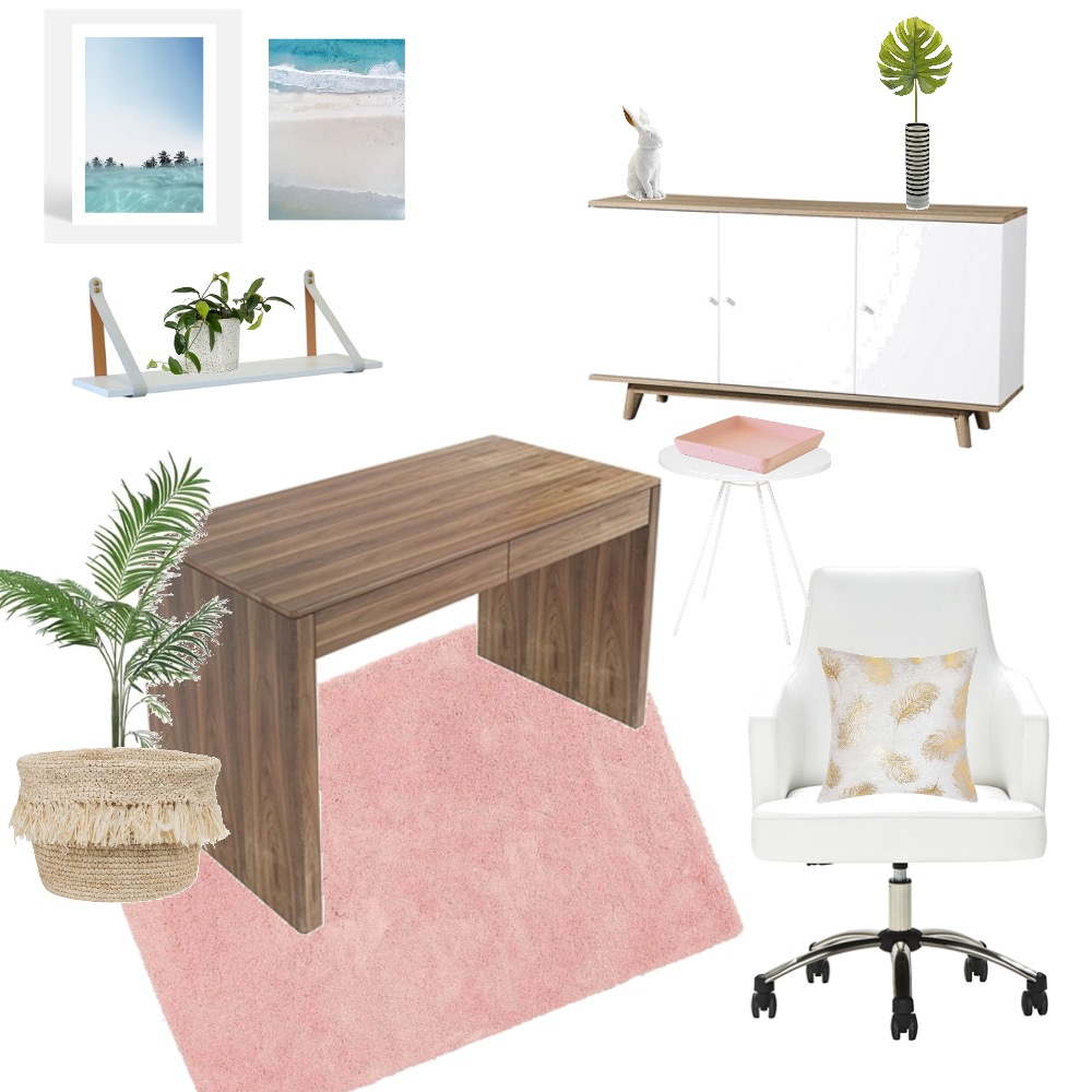 Tanya's Office Mood Board by TanyaG on Style Sourcebook