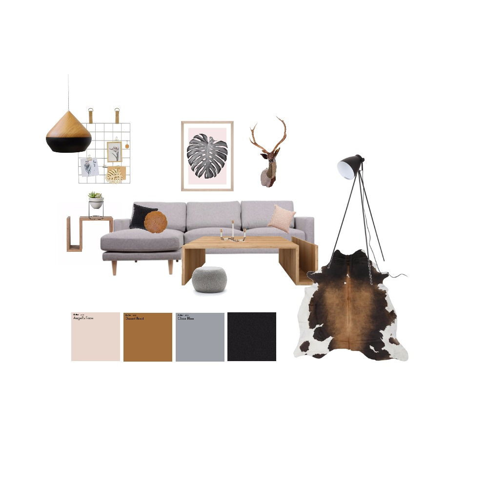 living room inspo Mood Board by ZIINK on Style Sourcebook