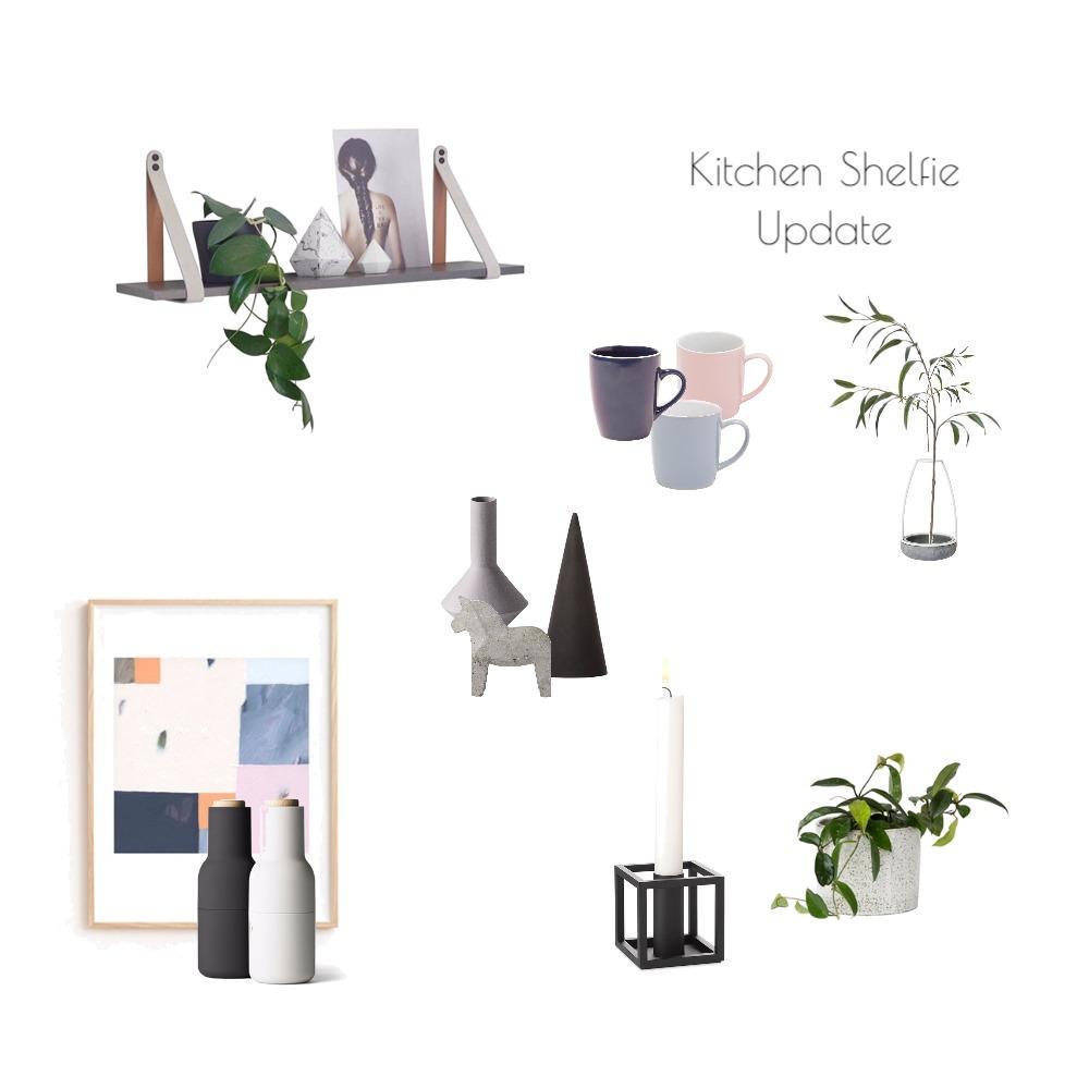 Kitchen shelfie update Mood Board by LizPryce on Style Sourcebook