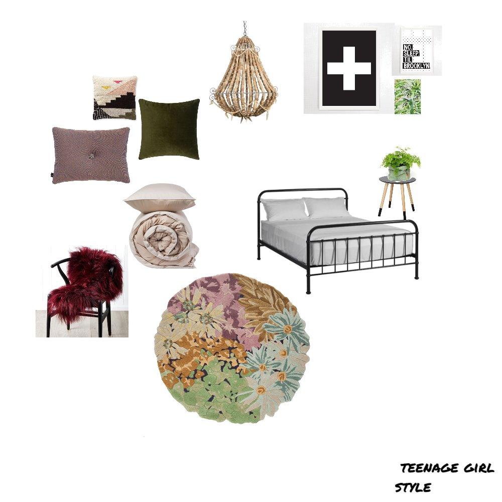 Teenage Girl ideas Mood Board by pennyhyams on Style Sourcebook