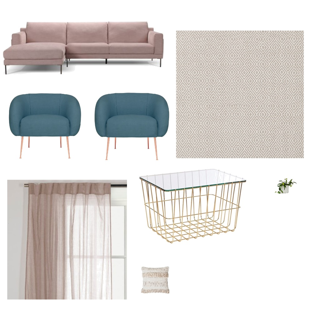 Girl living room Mood Board by Larni on Style Sourcebook