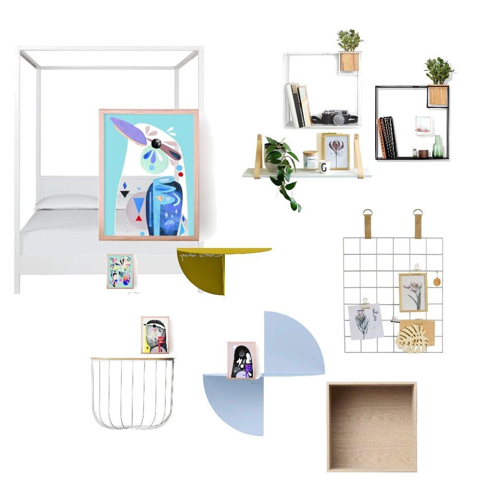 bedroom Mood Board by laurag on Style Sourcebook