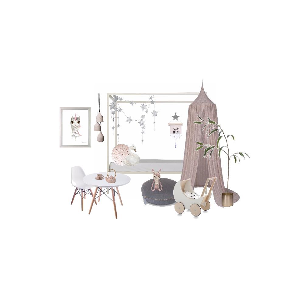 girl room Mood Board by ZIINK on Style Sourcebook
