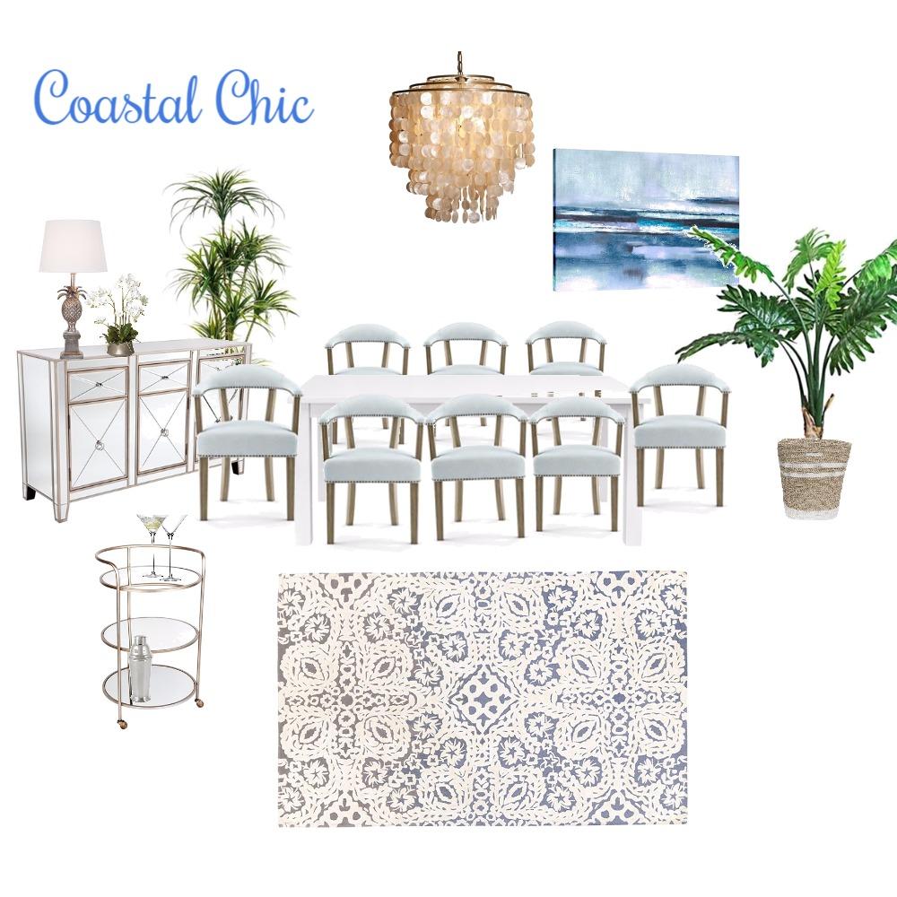 coastal Chic Mood Board by coastalhamptonstyle on Style Sourcebook
