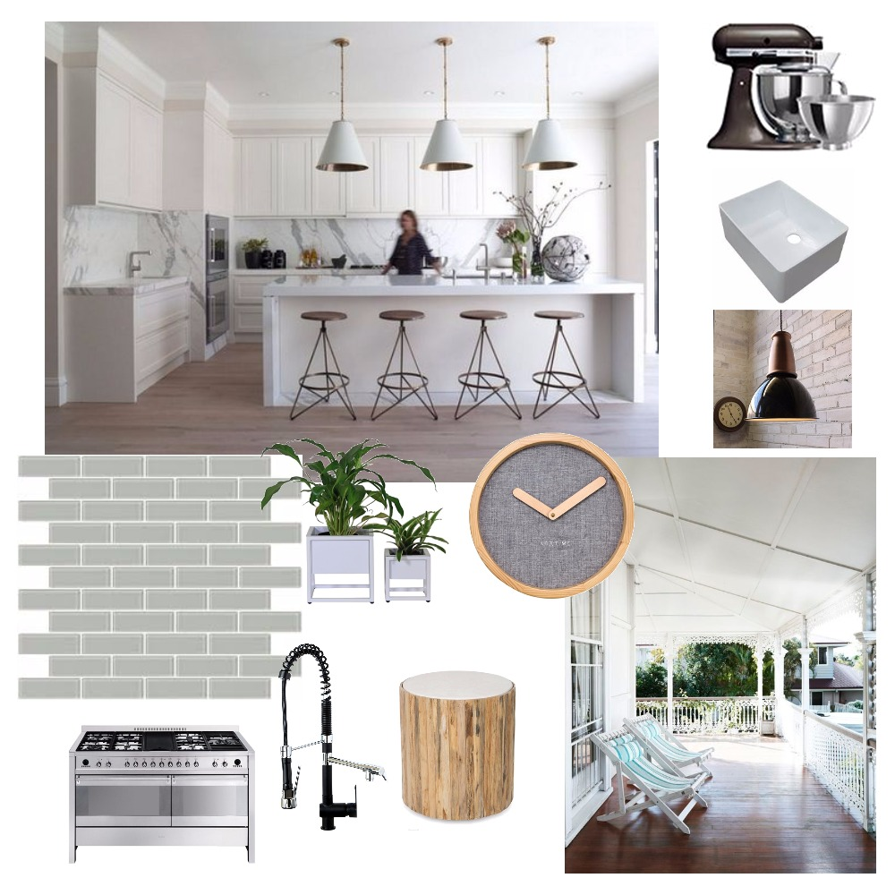 Shaker Country Mood Board by Claire on Style Sourcebook