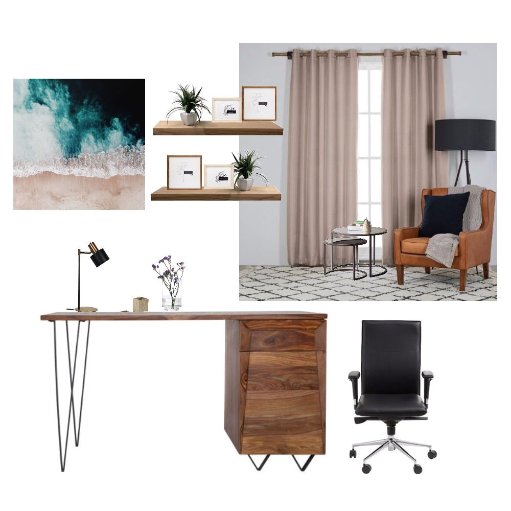 study Mood Board by soulfulliving90 on Style Sourcebook