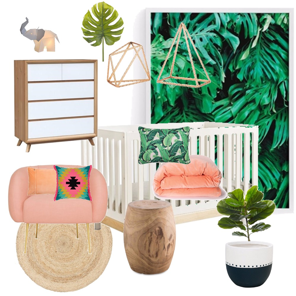 Nursery Mood Board by honeyimhome_ on Style Sourcebook