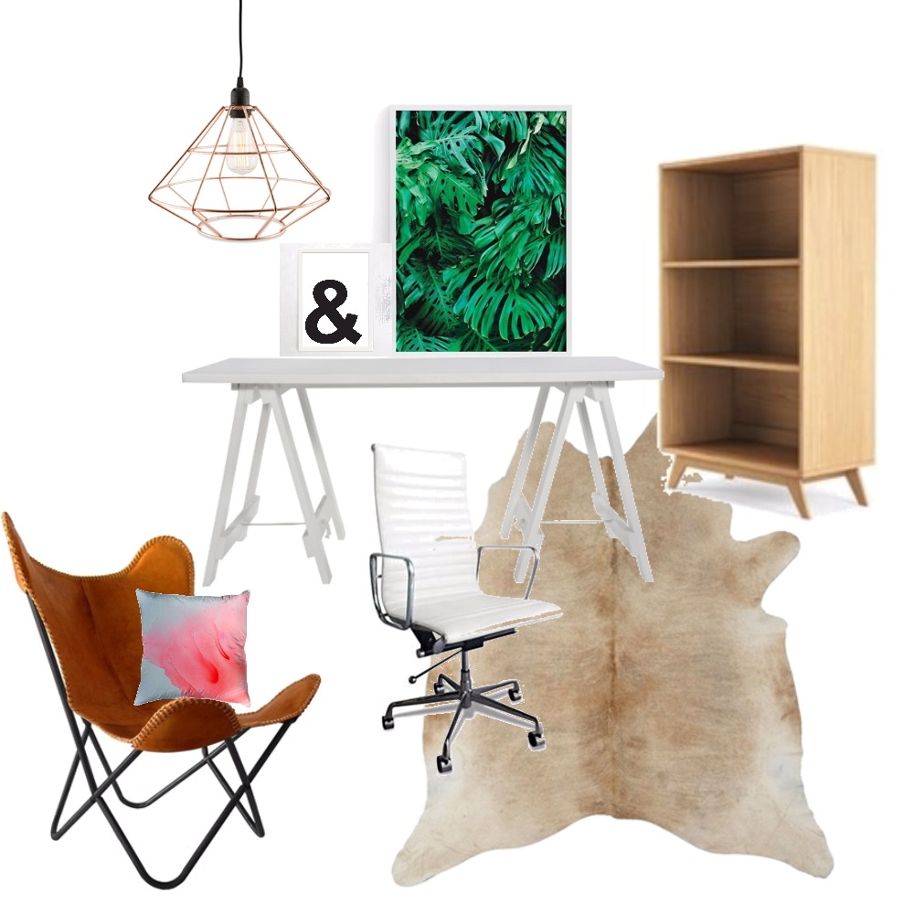 Study Mood Board by honeyimhome_ on Style Sourcebook