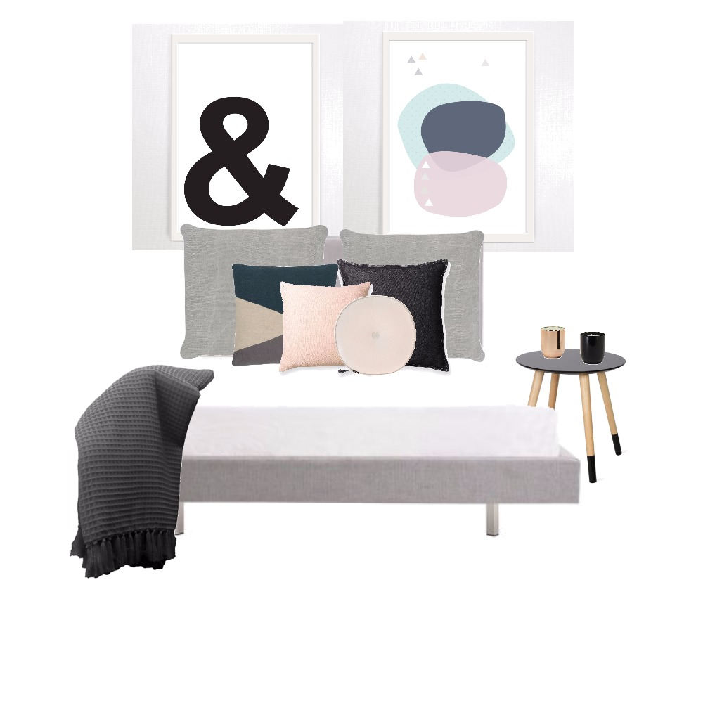 Bedroom 1 Mood Board by Kirsty on Style Sourcebook