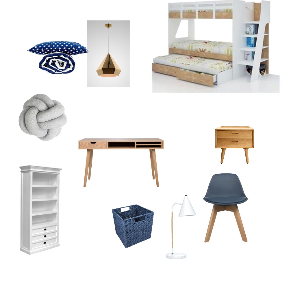 oliver's room Mood Board by sarahgoldring on Style Sourcebook