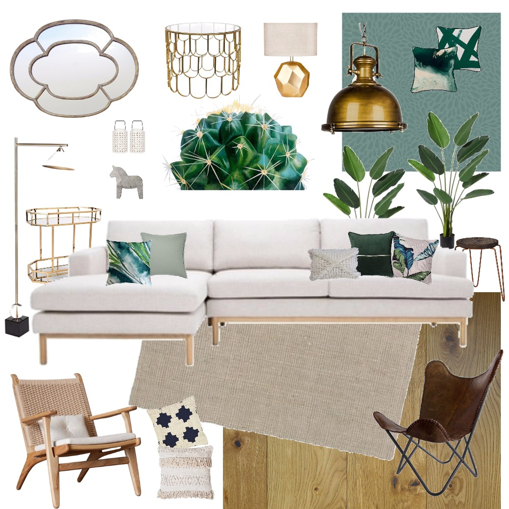 Botanical Retreat Mood Board by My Kind Of Bliss on Style Sourcebook