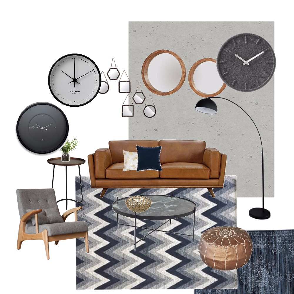 Casual Lounge Room Mood Board by angelasimonedesign on Style Sourcebook
