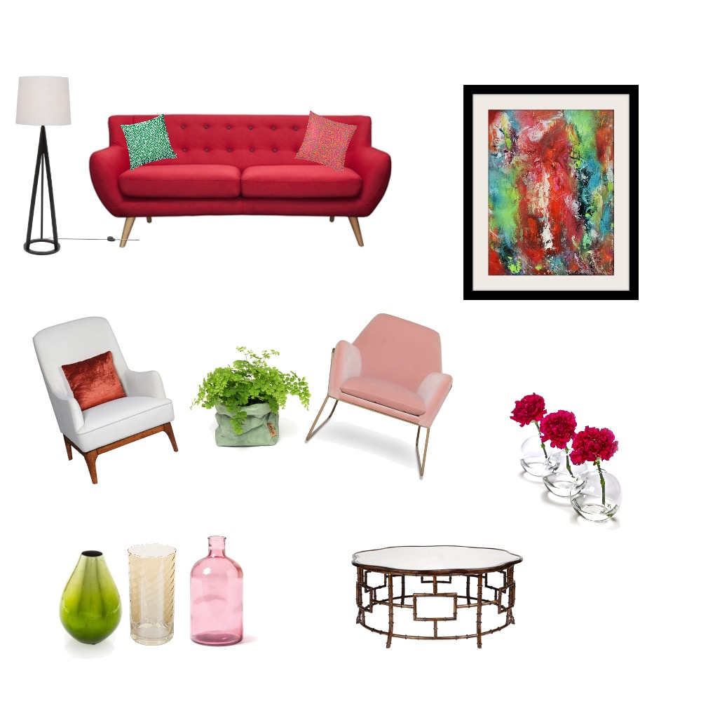 Happy Place Mood Board by Marianne on Style Sourcebook