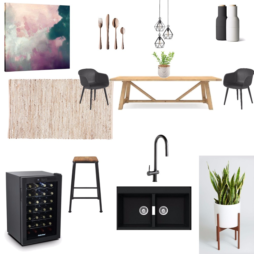 Kitchen/dining Mood Board by tiadriessen on Style Sourcebook