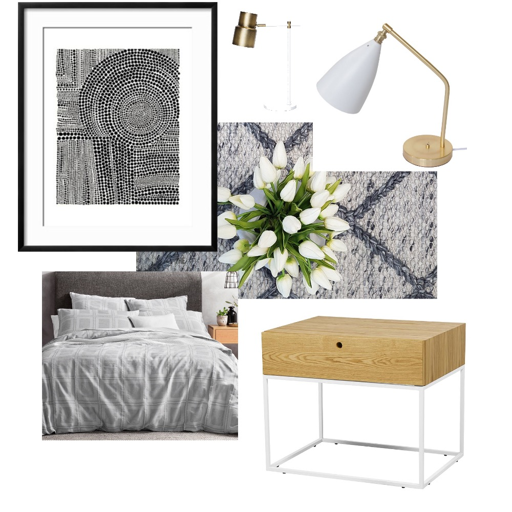 Master bedroom Mood Board by juliaboase on Style Sourcebook