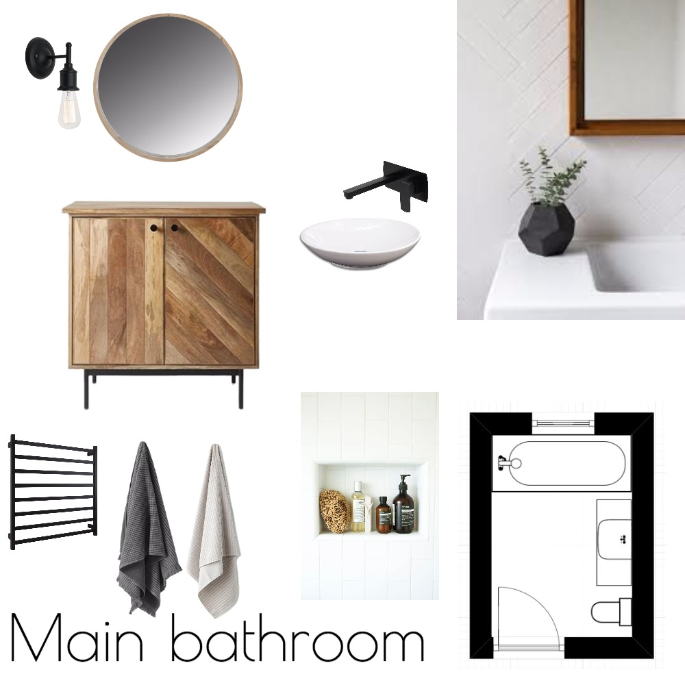 Bathroom Mood Board by howsonh on Style Sourcebook