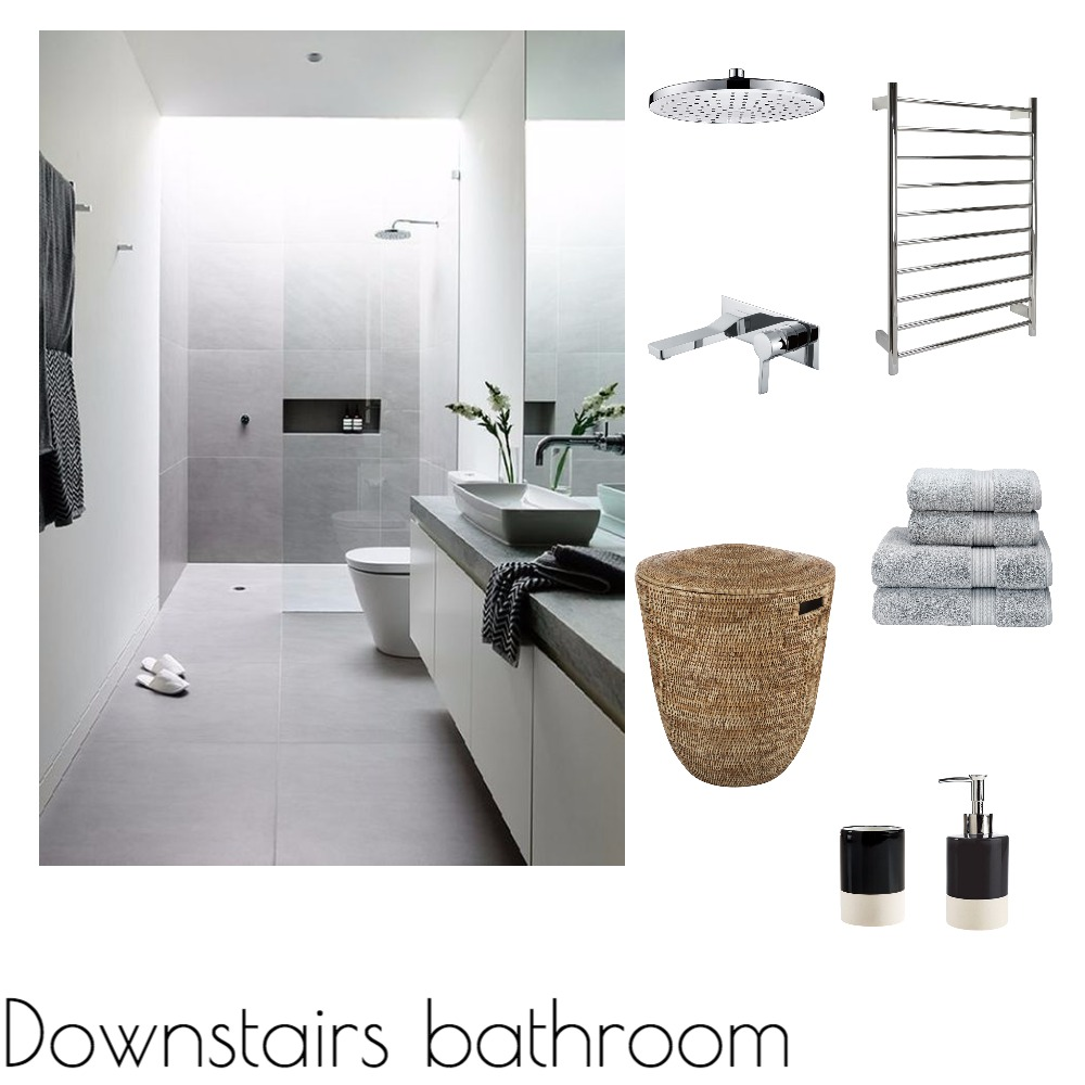 Downstairs bathroom Mood Board by howsonh on Style Sourcebook