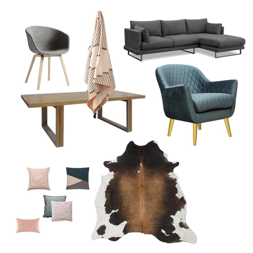 Lux - WBN CGI Mood Board by Melissa Redwood Interior Design on Style Sourcebook