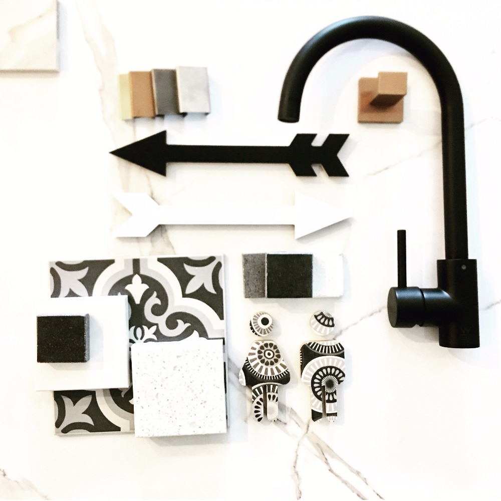 Bathroom - Flat Lay Inspiration Mood Board by Galit & Leah Just in place on Style Sourcebook