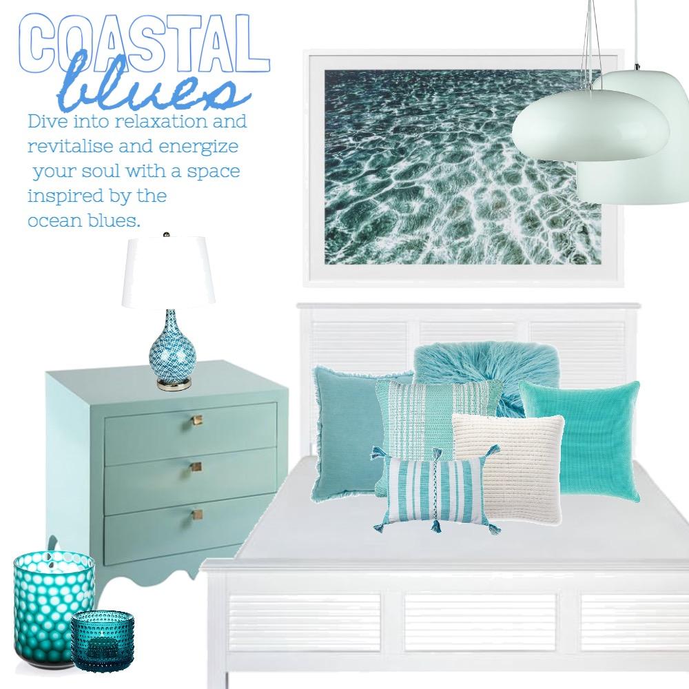 Coastal Blues Mood Board by Silvergrove Homewares on Style Sourcebook