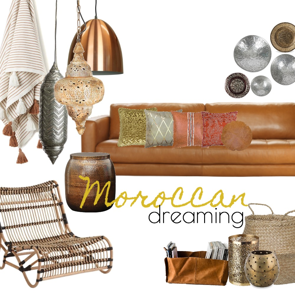 Moroccan dreaming Mood Board by Silvergrove Homewares on Style Sourcebook