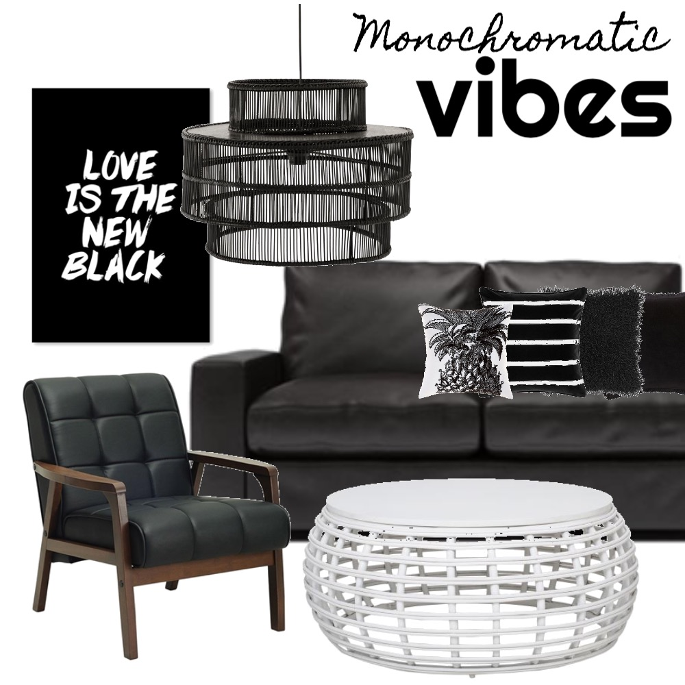 Monochromatic vibes Mood Board by Silvergrove Homewares on Style Sourcebook