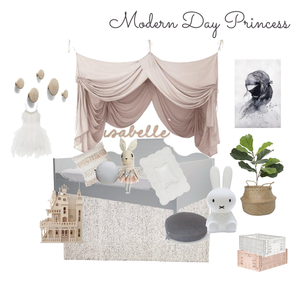 Modern Day Princess Mood Board by Gotstyle on Style Sourcebook
