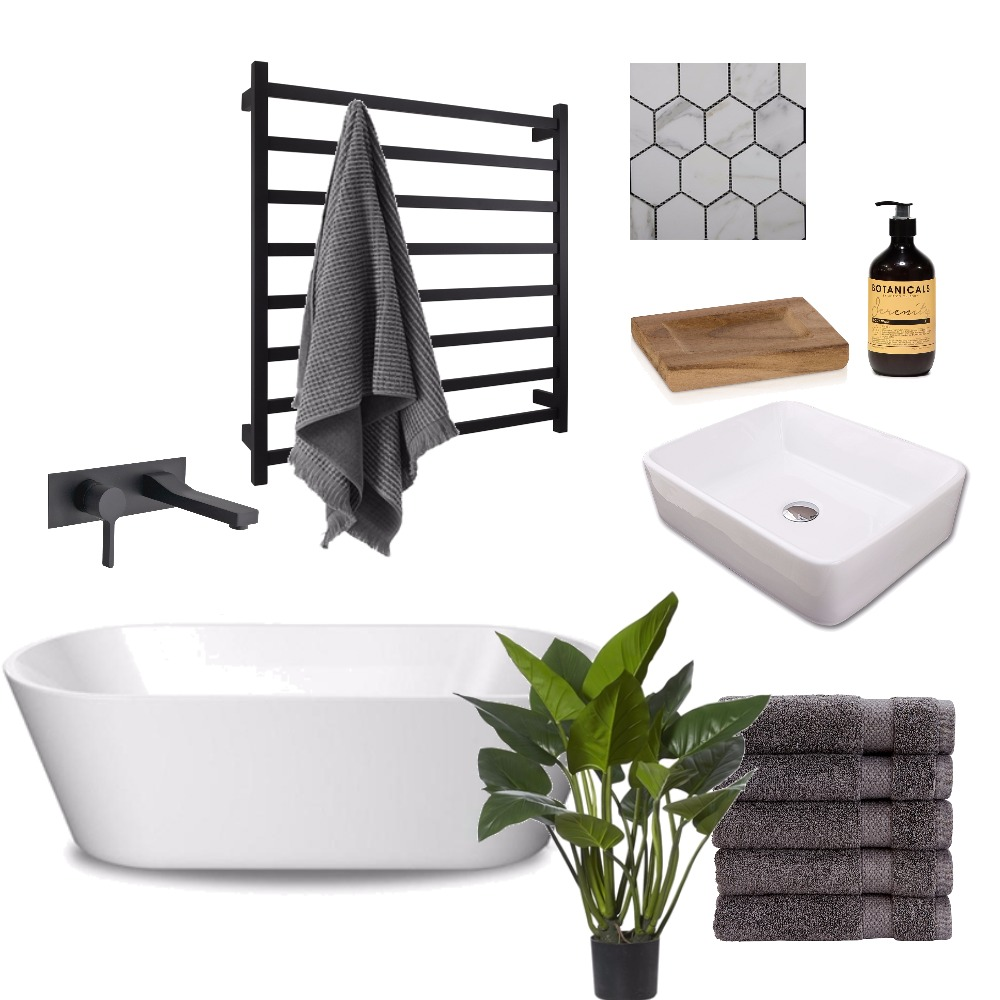 Bathroom Mood Board by Kirsty on Style Sourcebook