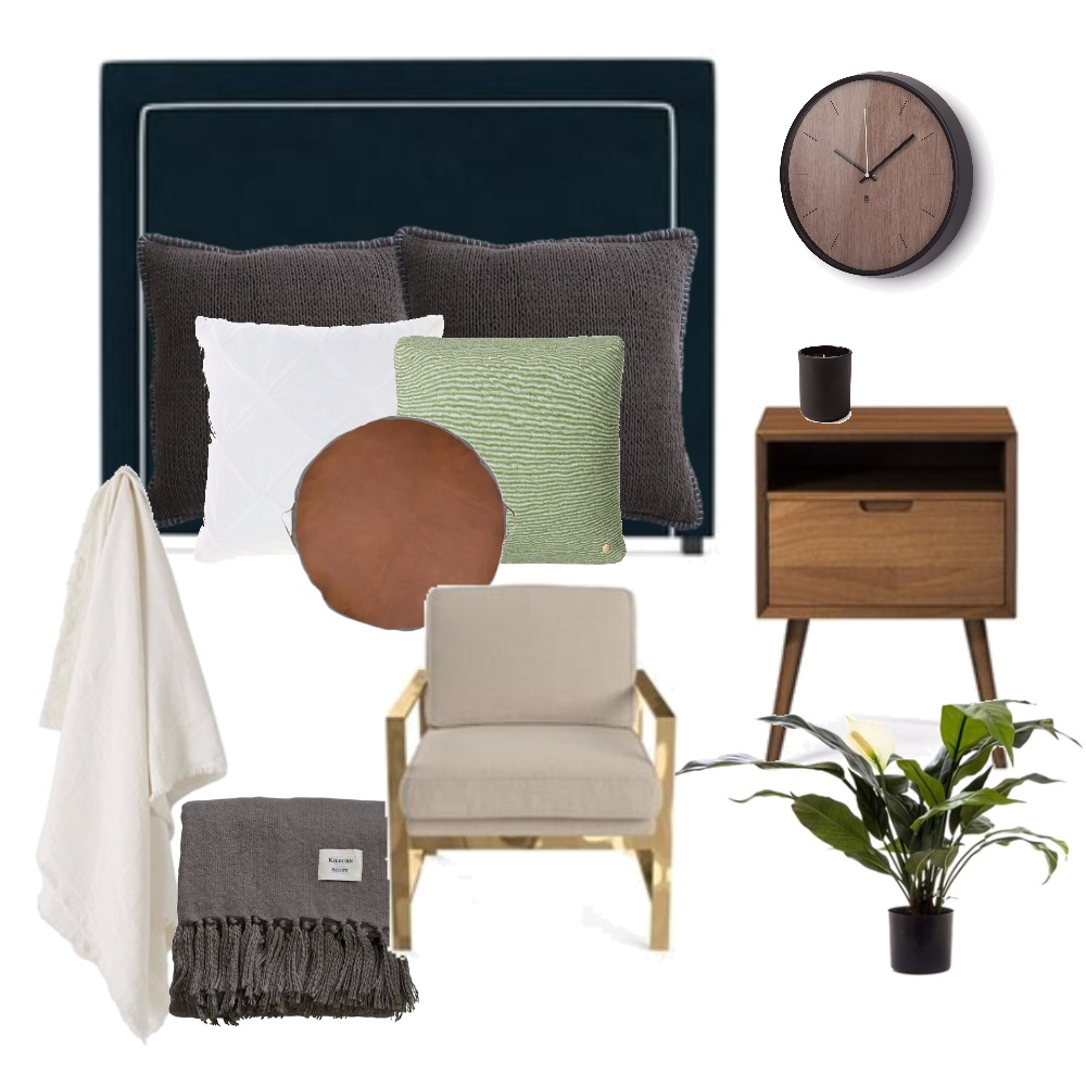Bedroom 2 Mood Board by Kirsty on Style Sourcebook