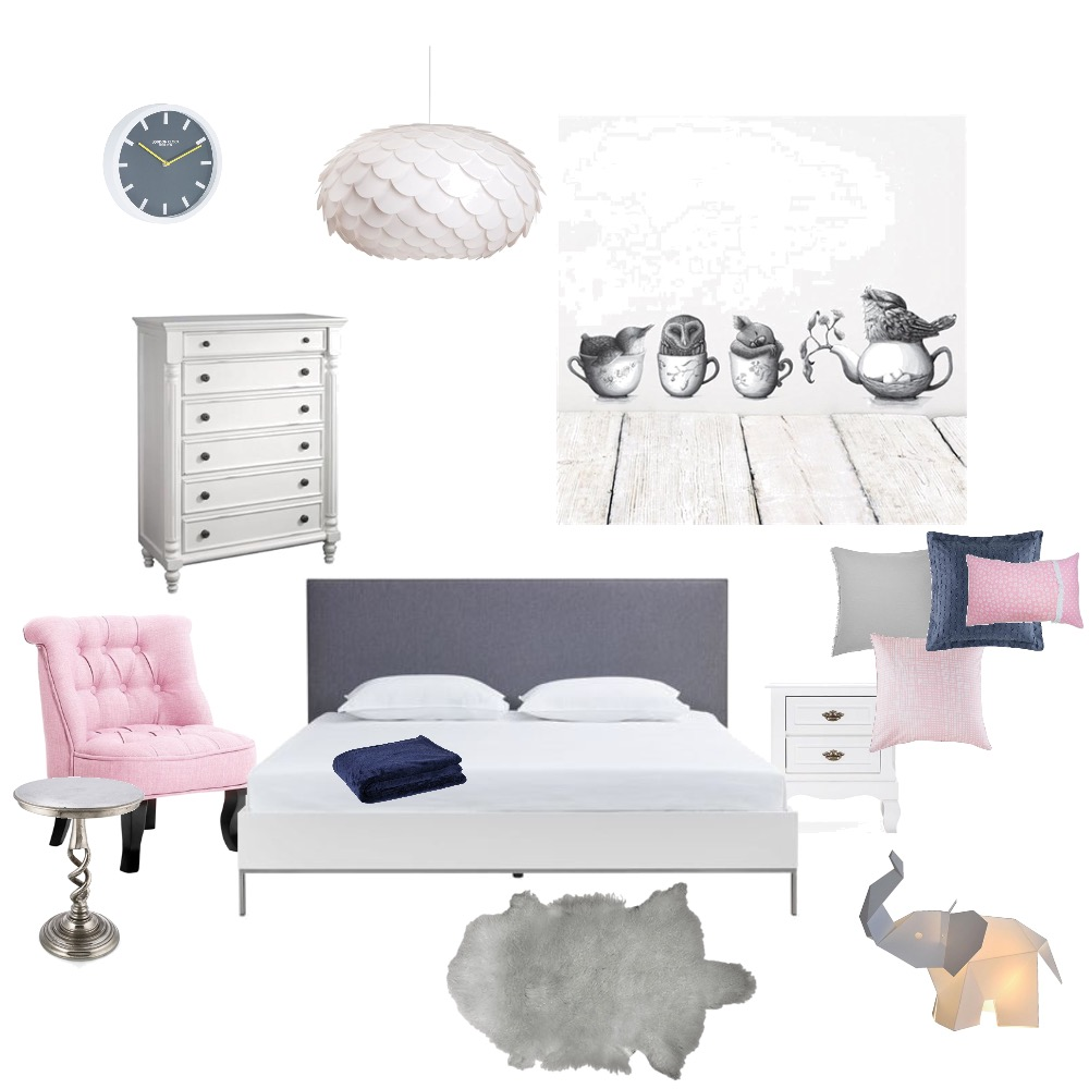 bedroom Tim Interior Design Mood Board by fred on Style Sourcebook