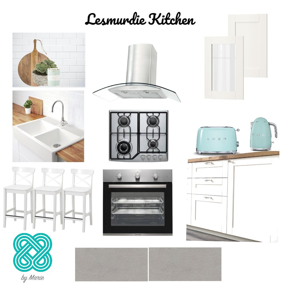 Lesmurdie kitchen Mood Board by Simply Stunning Interiors by Marie on Style Sourcebook