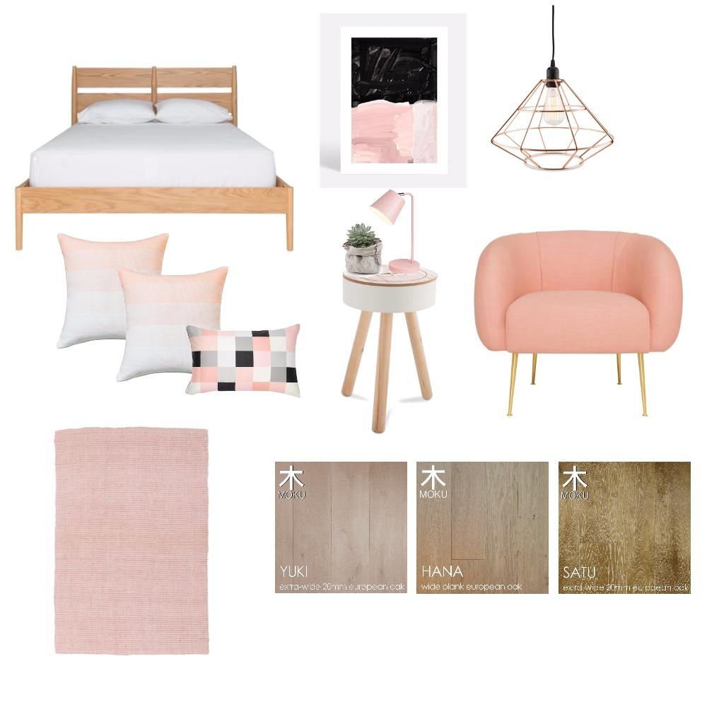 Pastel Bedroom Mood Board by renovatormate on Style Sourcebook