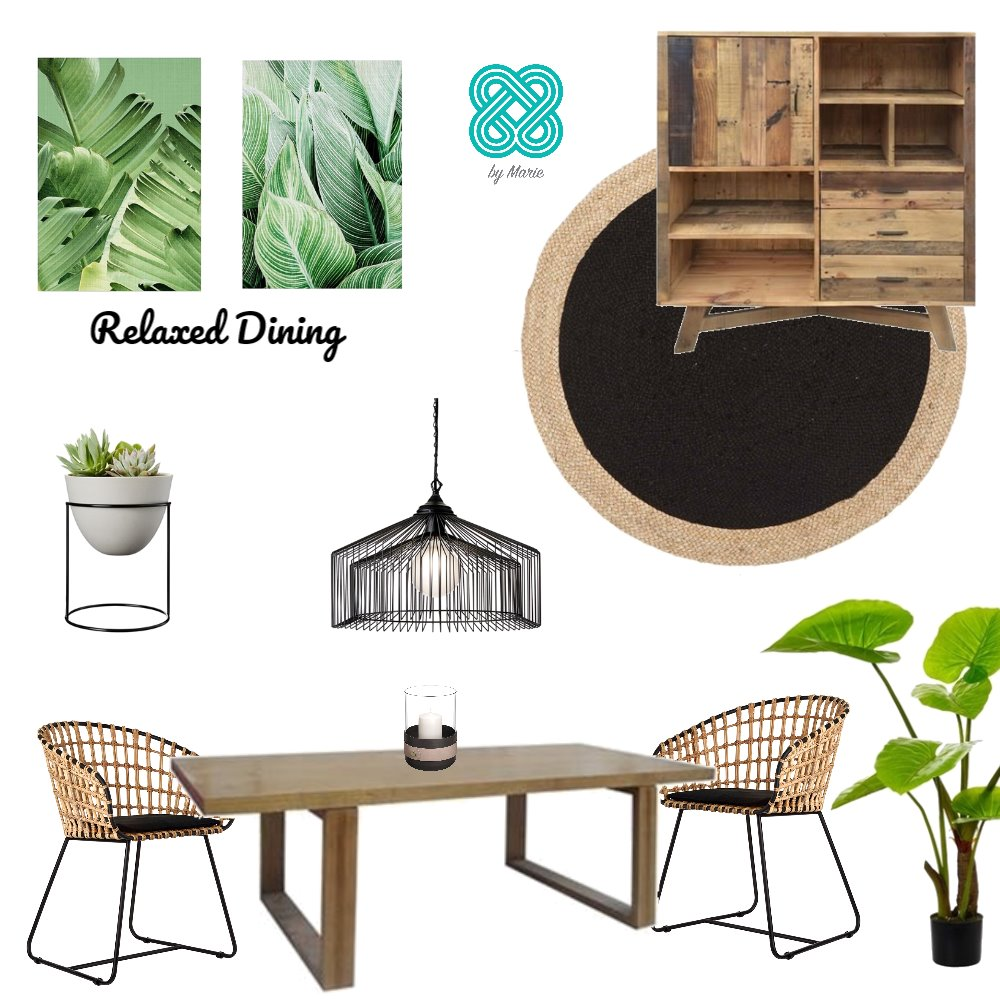 Relaxed dining Mood Board by Simply Stunning Interiors by Marie on Style Sourcebook